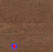 Пробка напольная Wicanders Flock Auburn 1220*140*10.5мм