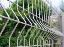 Забор 3d оцинкованый (0,95*2.5 мм)4*4мм