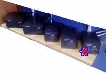 Стабилизатор напряжения Q-Power SN-2000 2кВт 220В +/-6%