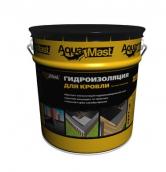 Aquamast кровля (мастика битумно-резиновая) (18 кг ведро)