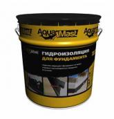 Aquamast фундамент (мастика битумная) (18 кг ведро)