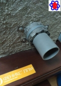 Противопожарная муфта ФЕНИКС® ППМ-50 для пластмассовых труб
