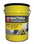 Мастика приклеивающая №27 (25 л, 22 кг)