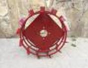 Колеса с грунтозацепами 380/160мм(10*10)
