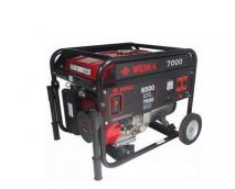 WEIMA WM7000 бензогенератор 7,0Квт, 1 ФАЗА, вес 92кг, ручной старт
