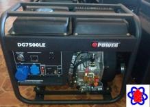 Дизельный генератор  Q-Power DG7500LE