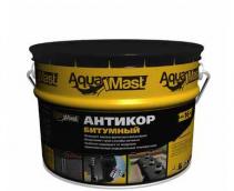 Aquamast антикор (мастика антикоррозийная) (8 кг ведро)