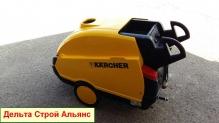 Аппарат высокого давления karcher hds 895 s  б.у.