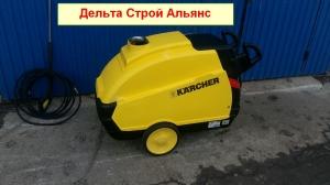 Авд karcher hds 895 s с квадратной помпой б.у.