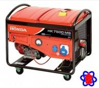 Генератор бензиновый ANTOR HK7500MS