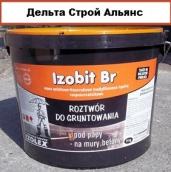 Мастика Izobit BR ( Изобит БР ) 9 кг.