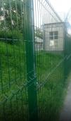 """Металлический забор секционный """"Заграда"""" ( 1500*2500 мм)"""