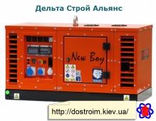 Генератор дизельный  New Boy EPS103DE