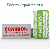 Теплоизоляционные плиты XPS Carbon ECO 100мм