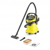 Пылесос сухой и влажной уборки Karcher WD 5