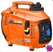 Генератор бензиновый NIK 2700i