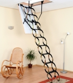 Чердачная лестница Oman Nozycowe NT 130*60