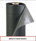 Плёнка полиэтиленовая строительная (1,5м *100м 100 мкм)