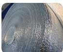 ПОЛОТНО ФОЛЬГИРОВАННОЕ 10 мм из вспененного полиэтилена фольгированное