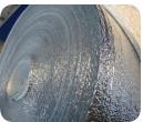 ПОЛОТНО ФОЛЬГИРОВАННОЕ 2 мм из вспененного полиэтилена фольгированное