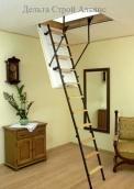 Чердачная лестница Oman STALLUX 3 120x60