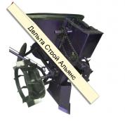 Картофелесажалка механизированная КСМ-3