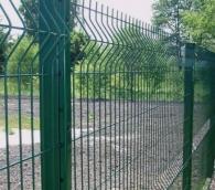 Забор металлический секционный ДСА ( 1260*2500 мм)