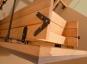 Чердачная лестница c утолщенной крышкой - 46мм