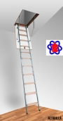 Чердачная лестница altavilla