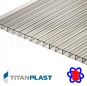 Сотовый поликарбонат titanplast 10 мм. 2,1*6м