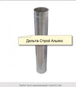 дымоход из нержавеющей AISI 304 стали