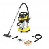 Пылесос сухой и влажной уборки Karcher WD 6 P Premium