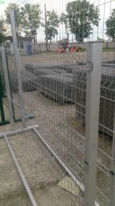 Забор секционный ДСА ( 1260*2500 мм)