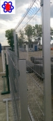 Забор секционный оцинкованный Заграда ( 2000*2500 мм)